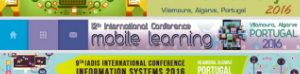 International Conference - 14th e-Society | 12th Mobile Learning | 9th Information Systems