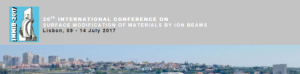 SMMIB2017 -   International Conference on Surface Modification of Materials by Ion Beams