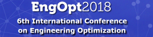 EngOpt 2018 - 6th International conference on Engineering Optimization