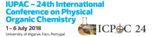 ICPOC - 24th International Conference on Physical Organic Chemistry