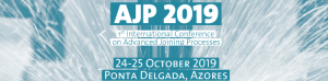 AJP 2019 - 1st International Conference on Advanced Joining Processes