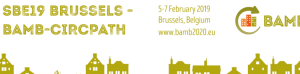 "SBE19 Brussels - BAMB-CIRCPATH ""Buildings As Material Banks – A Pathway For A Circular Future"""