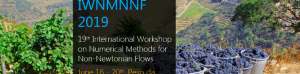 IWNMNNF 2019 - 19th International Workshop on Numerical Methods for Non-Newtonian Flows