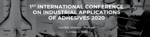 IAA 2020 - 1st International Conference on Industrial Applications of Adhesives 2020